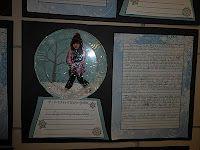 Snow Globe Writing Project...SUPER CUTE!!!