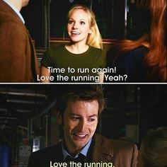 I love the irony in this scene. I mean the chemistry is definitely there between them,so the father- daughter thing is believable. However,when you think about it,they're probably just flirting cuz this is before they married. It's just so cute!