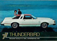 1977 Ford Thunderbird | Flickr - Photo Sharing!
