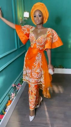 African Attire, African Dress, Latest Lace Styles, Couture Dresses, Beautiful Babies, African Fashion, That Look, Wedding Day, Outfit Ideas