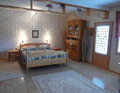 makuuhuone 1, alakerta, kulku terassille