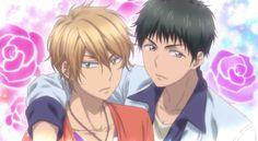 Kiss him, not me! - Yūsuke Igarashi et Nozomu Nananshima