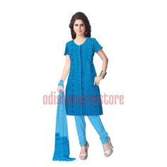 Best collection of #SalwarSuits available online. Buy now: http://www.odishasareestore.com/handloom/oss226-nuapatna-designed-cotton-unique-three-piece-salwar/p-5405372-69668858541-cat.html#variant_id=5405372-69668858541