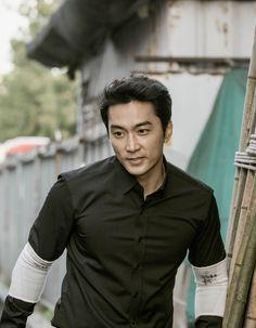 Please DIE lah Asian Celebrities, Asian Actors, Korean Actors, Song Seung Heon, Sung Hyun, Lee Sung, Korean Drama Best, Korean Drama Movies, Dr Jin