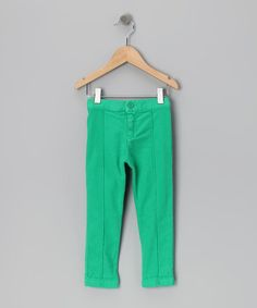 Take a look at this Jellybean Pintuck Pants - Toddler & Girls by Baby Eggi on #zulily today!