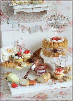 Valentina Gaia Manzo - PinkCute Sugar Miniatures