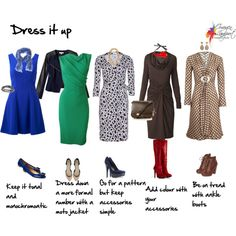 Dress it Up by imogenl on Polyvore