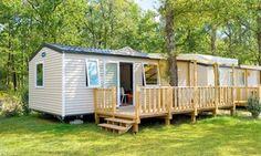 Groupon - Royan : 2 ou 7 nuits en mobil-home Ketch au camping Les Chèvrefeuilles 4* pour 4 personnes à Les Chèvrefeuilles. Prix Groupon : 99€