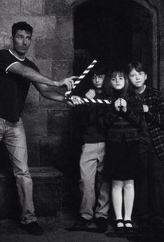 Young Dan, Emma & Rupert | The Sorcerer's Stone | Harry Potter