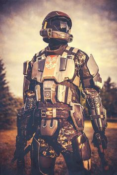 Halo ODST #Cosplay