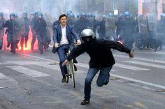 Renzi Riot