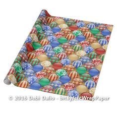 40% OFF Wrapping Paper at Zazzle through 6 Oct 2016 with code ZAZZPAPERFUN. http://www.zazzle.com/clownfishcafe/wrapping+paper?rf=238083504576446517&tc=20161004_pint_DDSCC #Christmas #Xmas #giftgiving #StudioDalio