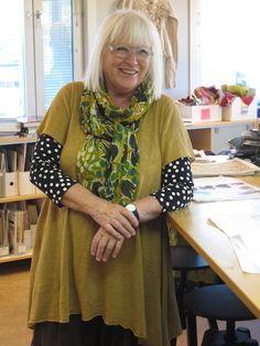 Scandinavian Style: Gudrun Sjodén
