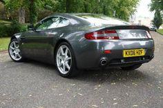 2007 Aston Martin V8 4.3 2dr  £35,000