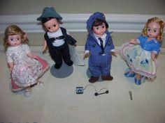The Honeymooners Madame Alexander doll set limited by danishjane