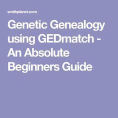 12 Best GEDmatch genesis images