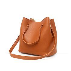 Bagail Women 4 PCS PU Leather Tote Bag Crossbody Bag, Hangbags