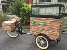 bike food truck - Buscar con Google