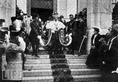 King Peter I of Serbia's Coronation Crown in 1904