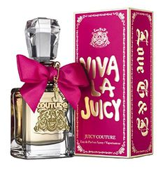 Viva La Juicy by Juicy Couture 3.4oz 100ml EDP Spray Juicy Couture . Two nice girls created a Juicy EDP that smells like Couture. Then they said, ?Wait a minute. We want more!? It should be haute. It should be couture. But no matter what, it's got to be Juicy for sure. And that?s how they created Viva La Juicy.