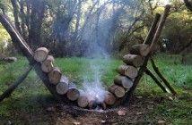 Een kampvuur dat langer kan branden dan 14 uur zonder zelf hout toe te hoeven voegen? Het kan! Leer hier hoe je hem maakt!