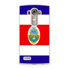 Costa Rica Flag LG G4 case