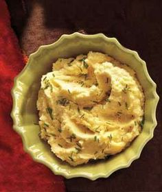 Potato and Celery Root Mash recipe