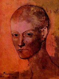 Tête de jeune homme (1906)