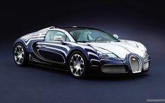 2011 Bugatti Veyron Grand Sport Lu0027Or Blanc Was A Partnership Between Bugatti  And The Königliche Porzellan Manufatur Berlin (KPM).