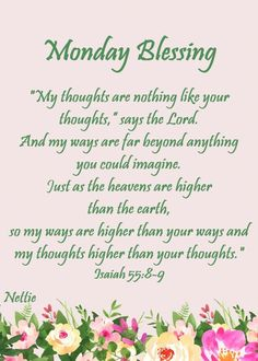 Monday Morning Blessing, Happy Sunday Morning, Good Morning Greetings, Monday Blessings, Morning Blessings, Scripture Verses, Bible Quotes, Monday Greetings, Faith Messages