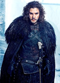 """Winter is Coming. #JonSnow #EW"""