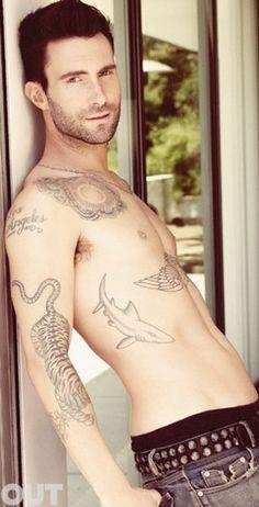 Adam Levine damn