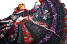 I am IN LOVE with these amazing sweater coats by Katwise.  I've seriously had dreams about them!