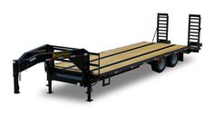 Gooseneck 30 foot 25900lb DELUXE--Check out all the options, such as 6' x 8' deck over the neck, etc.
