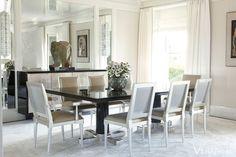 Designer Dining Rooms - Dining Room Design Ideas - Veranda