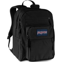 Front utility pocket with organizer keeps essentials handy. Padded shoulder straps for comfortable carrying of heavy loads. Large main compartment. Brand New with Tags. 2100 cubic inches.