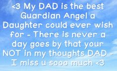 Missing you Dad everyday, xox ~~
