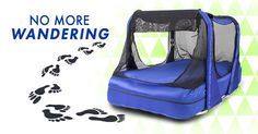 The Safety Sleeper is a fully enclosed and portable bed system for children and adults with special needs. It helps families taking care of their loved ones diagnosed with Austim, Angelman Syndrome, Smith Magenis Syndrome, Cerebral Palsy, Traumatic Brain Injury, Alzheimer, Sleep Walking and other conditions.