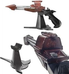 The weapons of Star Trek are as neat as the ships. If you are a fan of the Klingons, check out this Star Trek Klingon Beak Nose Disruptor Prop Replica. Star Trek Series, Star Trek Tos, Star Wars, Star Trek Phaser, Star Trek Klingon, Klingon Empire, Star Trek Captains, Star Trek Images, Star Trek Characters