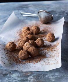 Spiced Chocolate Truffles Recipe