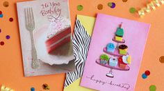 Stuck on what to write in a birthday card? Try these message ideas from Hallmark writers. Our complete birthday card-writing guide includes more than 150 messages with a range of birthday wishes for friends and family. #Hallmark #HallmarkIdeas #WhatToWriteInACard
