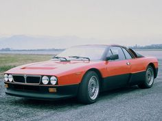 1982 Lancia Abarth 037 Stradale By Pininfarina