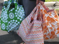 Lemon Stir reuseable bags...love, love.