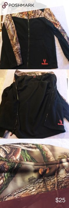NWOT Huntworth Men's Fleece Camo Jacket, Nice! NWOT Huntworth Fleece Camo Jacket, Nice! From a pet and smoke-free closet.  In new without tags condition.  Excellent and warm. A great gift for your Hunter or yourself! Huntworth Jackets & Coats