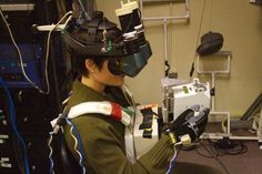 Virtual Reality Lab: practicing the SAFER | Flickr - Photo Sharing!