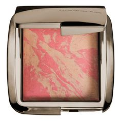Luxe is...Posh Packaging. Your mother taught you not to reapply in public...but your mother didn't have a beauty collection that begged to be shown off. Hourglass Ambient Lighting Blush #Sephora #LuxeItUp #makeup #blush