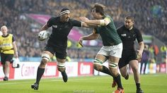 Video. Rugby World Cup 2015. Semi-final: New Zealand vs. South Africa. 2nd half. ... 15  PHOTOS        ... This was an intriguing match to watch for the All Blacks fans in the crowd of 80,000...South Africa started better ...A brilliant dropped goal by Dan Carter ... turned things around        Read original article:         http://softfern.com/NewsDtls.aspx?id=1049&catgry=3
