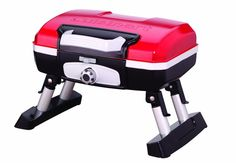 bbq grill Gourmet Gas Grills outdoor barbecue propane tabletop new  #Cuisinart