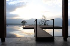 The Water House - Explore, Collect and Source architecture