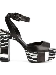 PIERRE HARDY 'Biba' Sandals. #pierrehardy #shoes #sandals